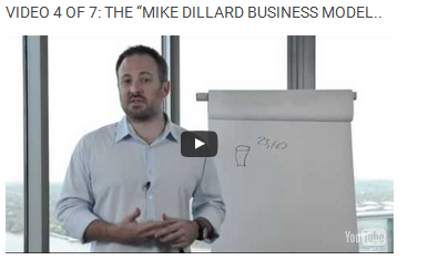 "Video 4 of 7: The ""Mike Dillard Business Model"
