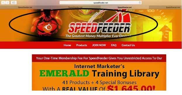 what is speedfeeder.net