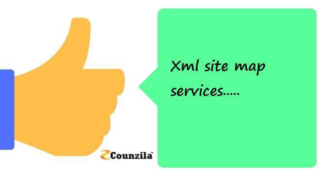 xml site map services