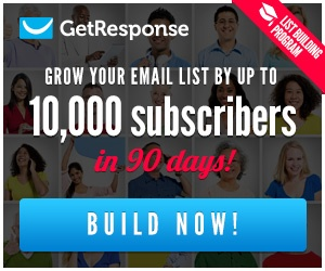 Try Getreponse free