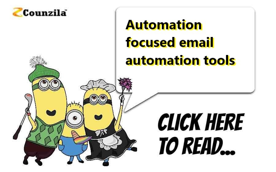 automation focused email automation tools